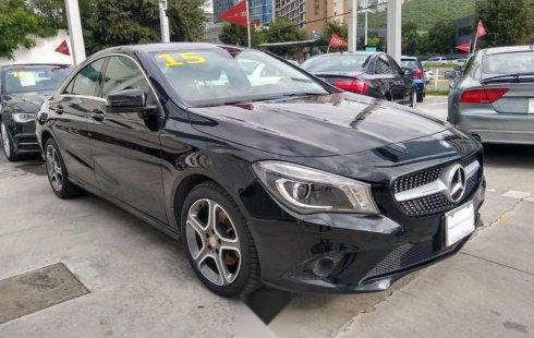 Se vende un Mercedes-Benz Clase CLA 2015 por cuestiones económicas