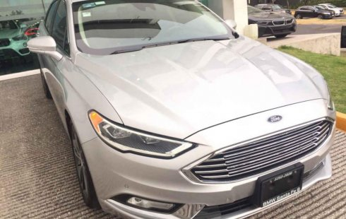 Ford Fusion 2017 impecable