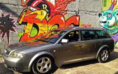 Urge!! Vendo excelente Audi A6 2001 Automático en en Benito Juárez