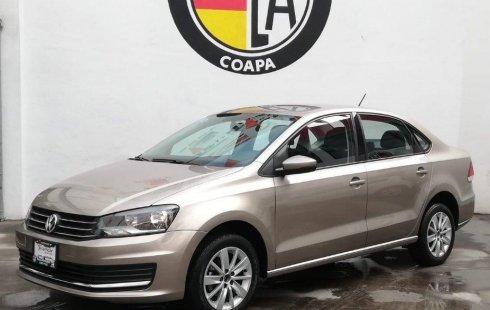 Volkswagen Vento impecable en Coyoacán más barato imposible
