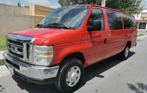 Quiero vender un Ford Econoline en buena condicción