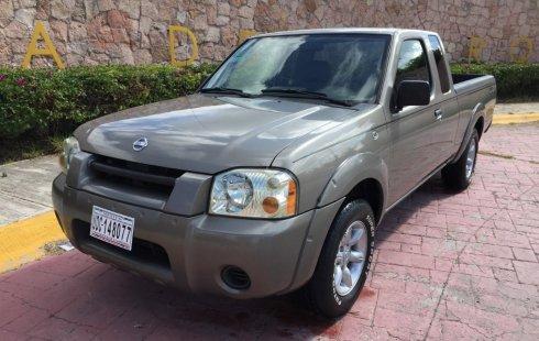 Quiero vender cuanto antes posible un Nissan Frontier 2003