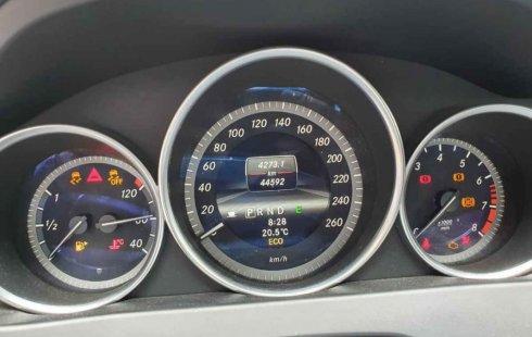 Mercedes-Benz Clase C 2013 en venta