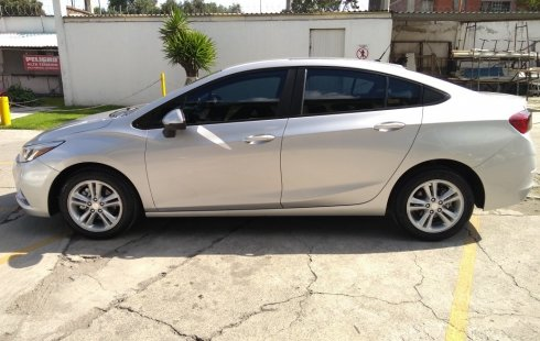 Chevrolet Cruze 2017 barato en México State