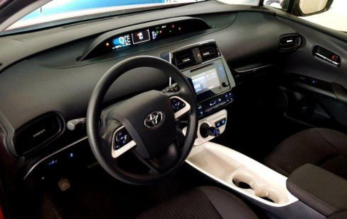 No te pierdas un excelente Toyota Prius 2016 Automático en Coyoacán