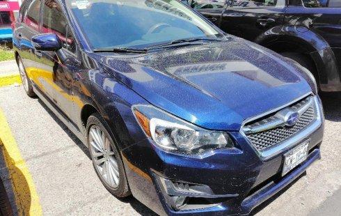 En venta un Subaru Impreza 2016 Automático muy bien cuidado