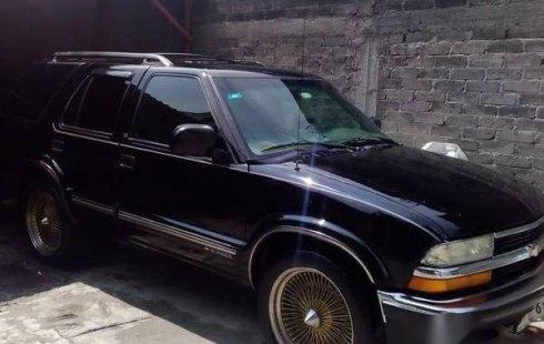 Chevrolet Blazer 1999 barato