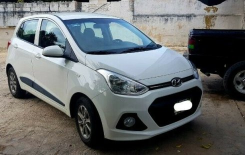 Hyundai Grand I10 impecable en Mérida