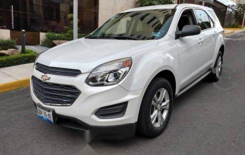 Se vende urgemente Chevrolet Equinox 2016 Automático en Puebla