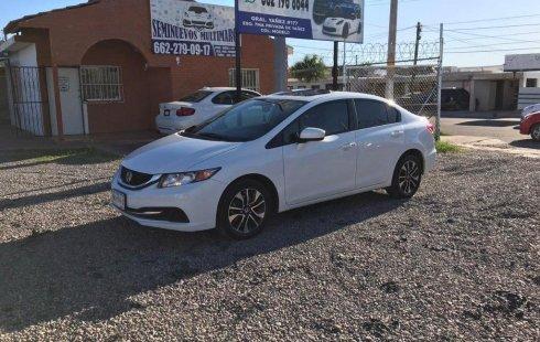 En venta un Honda Civic 2015 Automático muy bien cuidado