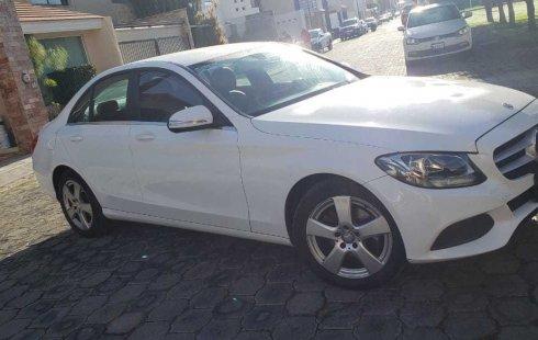 Mercedes-Benz Clase C 2015 barato en Puebla