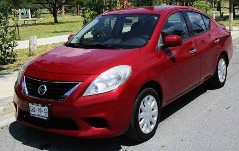 Nissan Versa usado en Monterrey