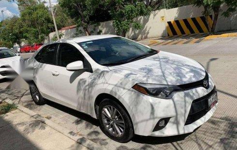 No te pierdas un excelente Toyota Corolla 2014 Automático en Zapopan