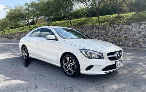 Mercedes-Benz Clase CLA 2017 barato en Monterrey