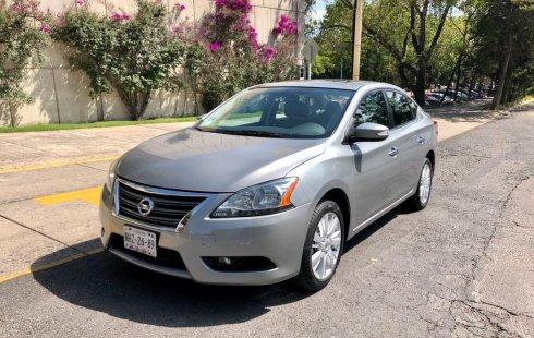 Quiero vender cuanto antes posible un Nissan Sentra 2015