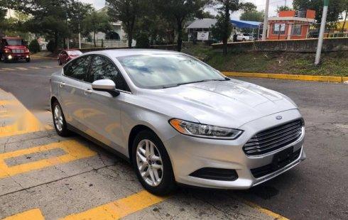 Coche impecable Ford Fusion con precio asequible