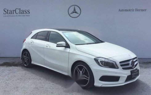Vendo un Mercedes-Benz Clase A en exelente estado
