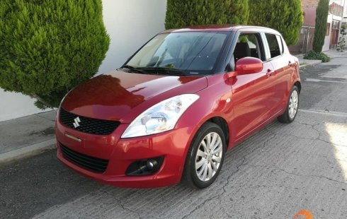 Swift 2013 factura original 65,000 kms super precio GANALO