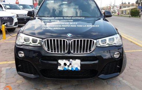 Equipada BMW X3 2017 Puebla