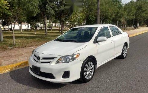 Quiero vender urgentemente mi auto Toyota Corolla 2013 muy bien estado