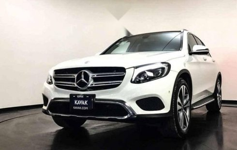 En venta un Mercedes-Benz Clase GLC 2017 Automático en excelente condición
