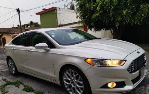 En venta un Ford Fusion 2014 Automático en excelente condición
