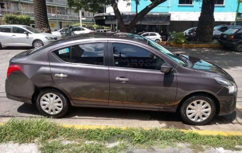 Nissan Versa impecable en Benito Juárez