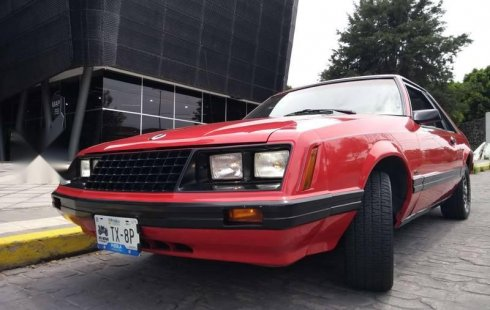 Ford Mustang 1981 impecable
