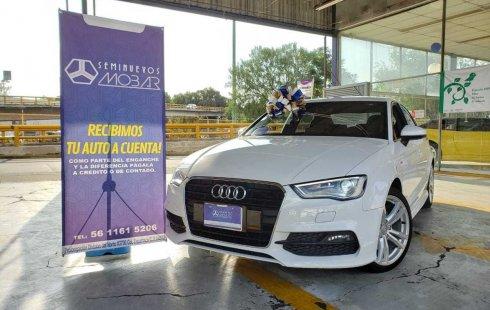 Se vende urgemente Audi A3 2016 Automático en Coyoacán