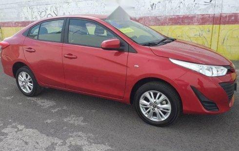 Se vende urgemente Toyota Yaris 2018 Automático en Ocotlán