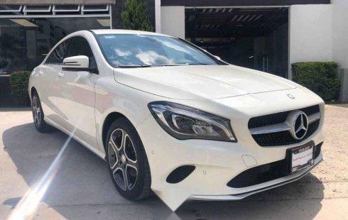 Tengo que vender mi querido Mercedes-Benz Clase CLA 2017