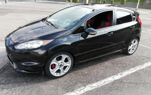 Ford Fiesta 2014 usado