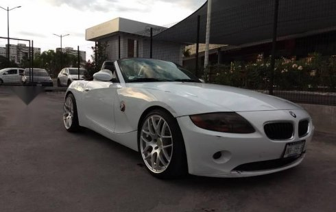 BMW Z4 precio muy asequible