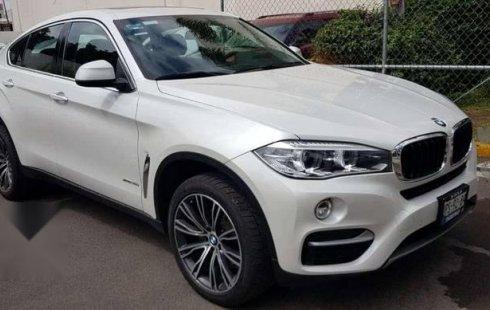 En venta un BMW X6 2019 Automático muy bien cuidado