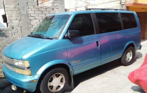 Urge!! Vendo excelente Chevrolet Astro 1995 Automático en en Álvaro Obregón