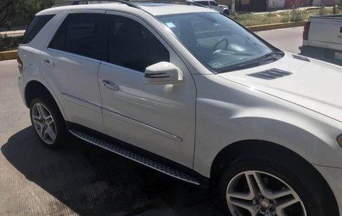 Se vende un Mercedes-Benz 500 2011 por cuestiones económicas
