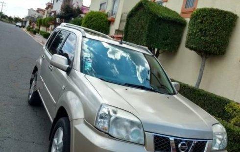 En venta un Nissan X-Trail 2005 Automático muy bien cuidado