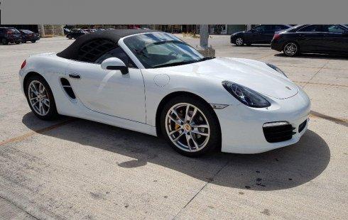 Quiero vender un Porsche Boxster en buena condicción