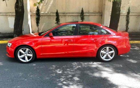 En venta carro Audi A4 2013 en excelente estado