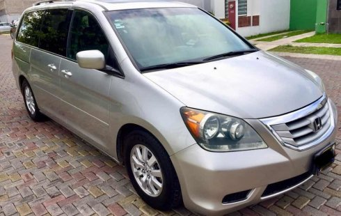 En venta carro Honda Odyssey 2008 en excelente estado