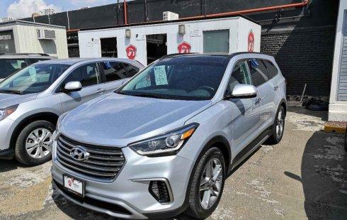 Se vende urgemente Hyundai Santa Fe 2018 Automático en Zapopan