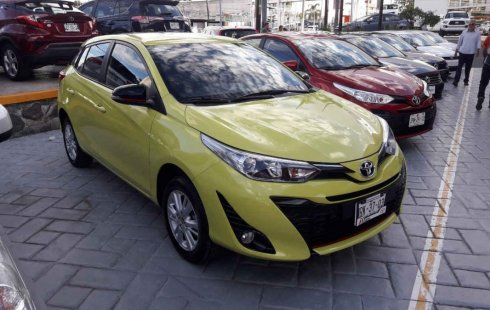 Quiero vender inmediatamente mi auto Toyota Yaris 2019