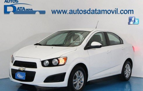 Chevrolet Sonic 2015 impecable
