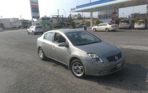 Nissan Sentra impecable en Nuevo León más barato imposible