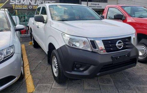 No te pierdas un excelente Nissan NP300 2019 Manual en Venustiano Carranza