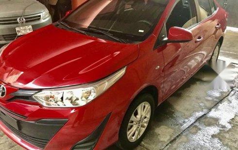 Precio de Toyota Yaris 2018