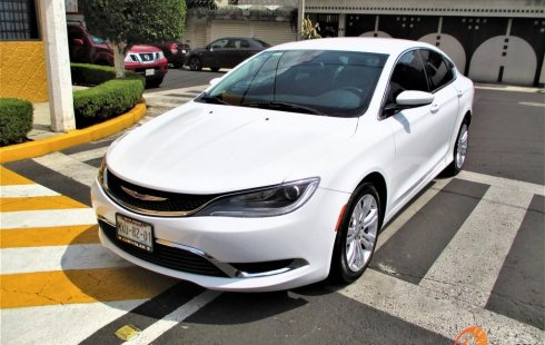 Chrysler 200 Limited 2015 linea nueva