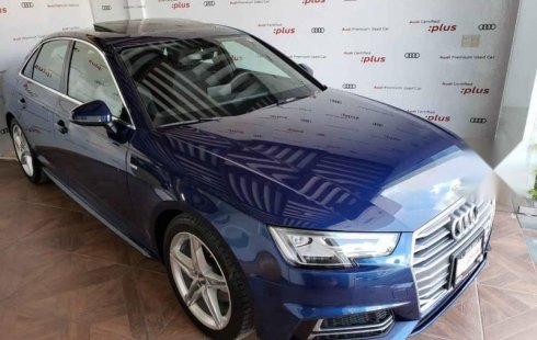 Audi A4 2018 impecable