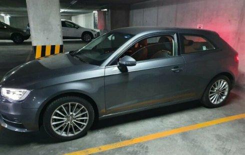 Tengo que vender mi querido Audi A3 2014