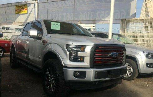 Urge!! Un excelente Ford Lobo 2017 Manual vendido a un precio increíblemente barato en Sinaloa